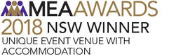 Meeting and events awards australia