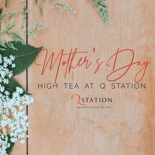 Mothers Day High Tea in Sydney