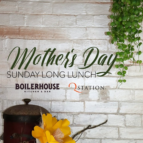 mothers day sunday long lunch at Q Station