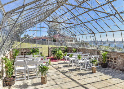 Quarantine Station - Heritage Glasshouse
