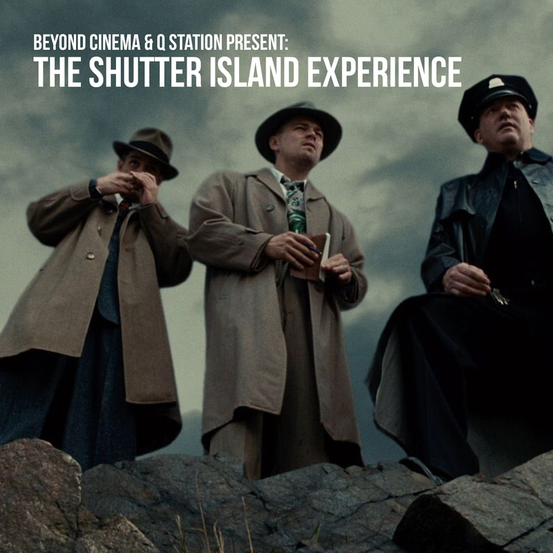 Shutter island at q station