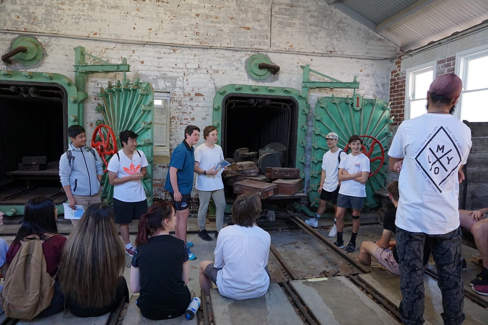 Quarantine Station secondary school excursion idea