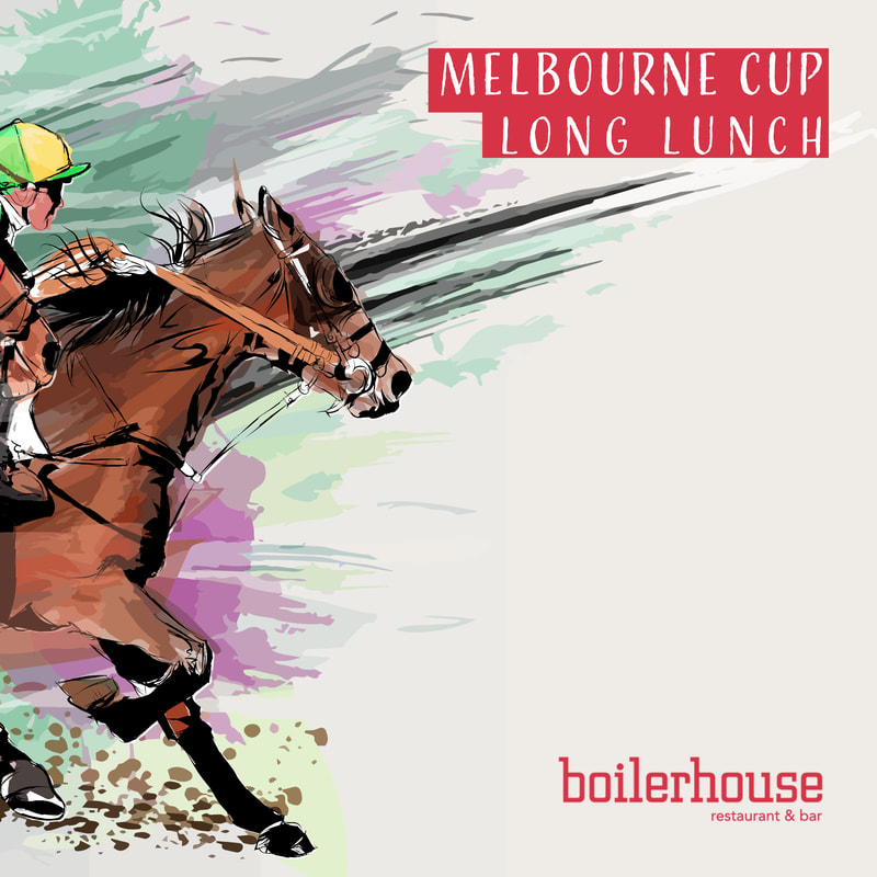 Melbourne Cup Lunch in Sydney